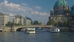 2018-08-04 DE Berlin-Mitte, Spree, Friedrichsbrücke, Berliner Dom, Capt. Morgan 05110290