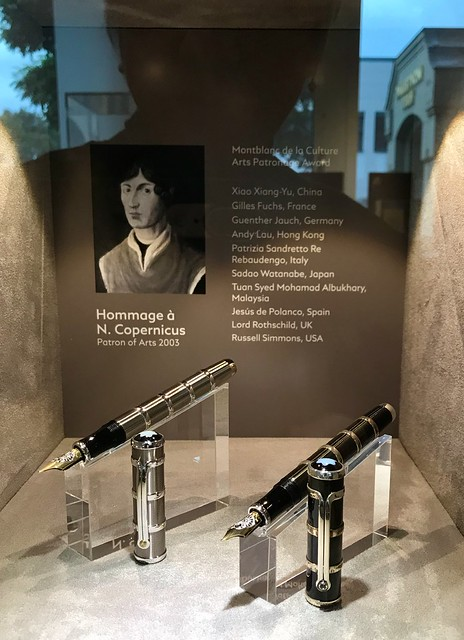 Photo:MAC visited the Montblanc writing instrument manufacturing facility in Hamburg Germany By antefixus21