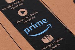 Amazon Prime package box
