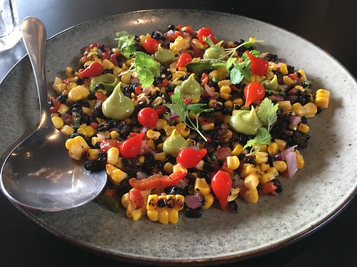 YoM: Amazing Crunchy Black Bean Salad