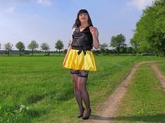 Girly stroll