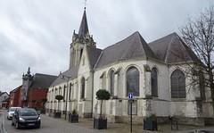 Templeuve-en-Pévèle L'église Saint-Martin