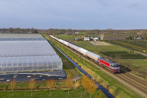 Captrain 1618, Breda (NL)