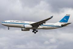 9K-APC Airbus A330-200 Kuwait Airways FRA 2020-02-18 (25a)