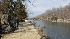 2020 Bike 180: Day 21 - C&O Canal