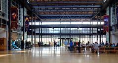 Atrium of Steve Jobs Building at Pixar IMG_4187