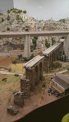Miniatur Wunderland - Roman Aqueduct