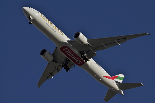 PER.2013 | Emirates • Boeing 777-31H/ER • A6-EGS | AWP by Luke McConville
