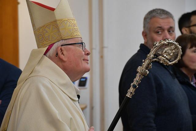 Bishop Peter Farewell Mass