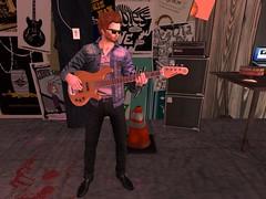 Bass-ically Rockin'