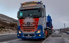 Winter has FinalLy Arrived @  The Pass of Drumochter (Scottish Gaelic: Bealach Druim Uachdair).