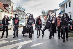 Black Metal Carnival Parade