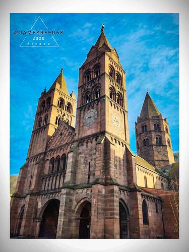 Église Saint-Léger - Guebwiller - Haut Rhin