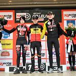 Cyclocross Leuven 2020 Nieuwelingen