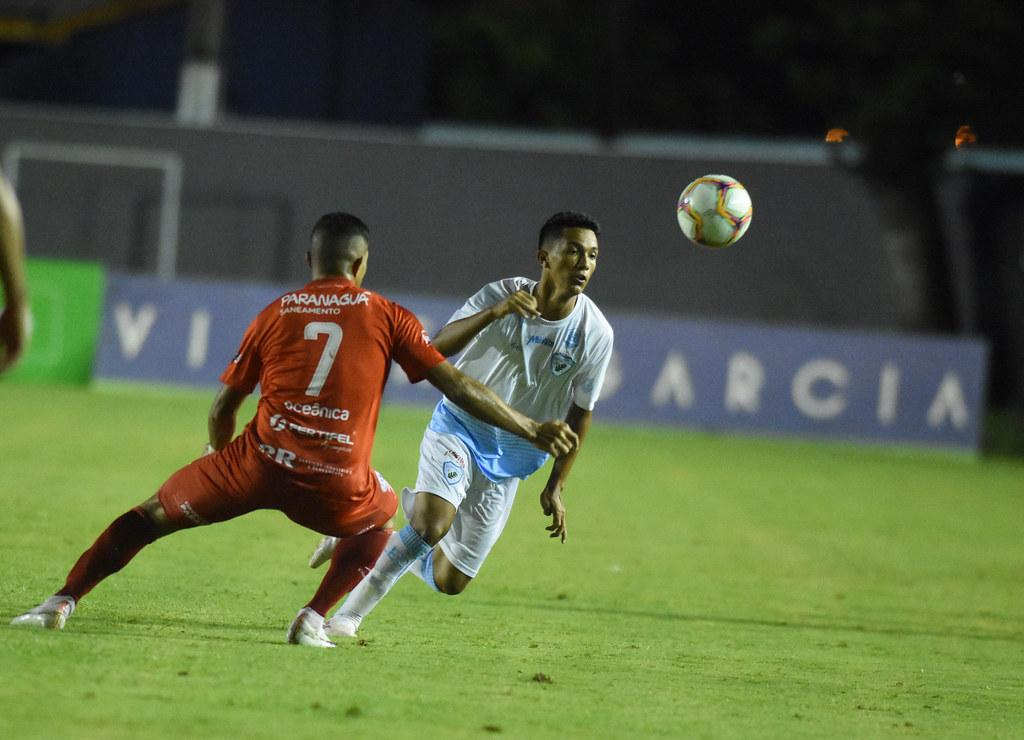 Londrina x Rio Branco-PR
