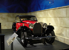 1932 Bugatti Type 50T Coach Profilée