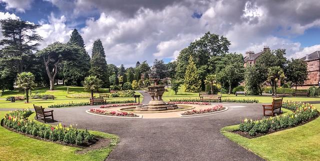 Levengrove Park Dumbarton
