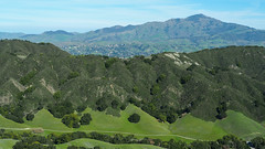 Las Trampas Ridge, Mt. Diablo, and Bollinger Creek Loop Trail