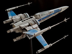 Resistance X-wing Fighter Revell 1/50