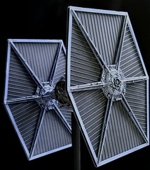 Revell 1/48 scale Tie Fighter