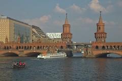 2018-08-04 DE Berlin-Friedrichshain-Kreuzberg, Spree, Oberbaumbrücke, B-1553V, Pankow 05604060