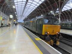 brighton day trip trains & planes