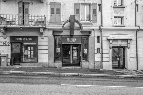 Rue Aloys-Fauquez, Lausanne
