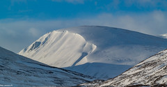 Some Pics of The Pass of Drumochter with the 500mm..