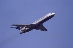 OY-SBO Boeing 727 Sterling Arrecife February 1998