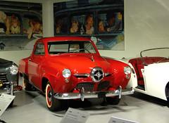 1950 Studebaker Champion Regal Deluxe Starlight Coupe