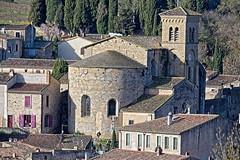 L'Abbaye de St Hilaire, St Hilaire's Abbey