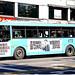 74 3451 (ROK) | Hyundai City Bus | Seoul.