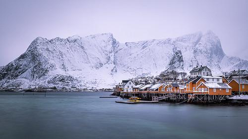 Sakrisoy - Lofoten, Norway - Travel photography