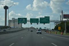 San Antonio, TX- I-37 & US 281