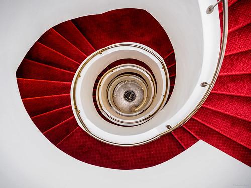 Staircase - Bad Saulgau