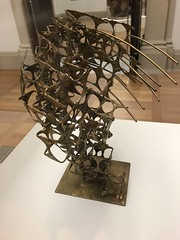 'Spatial Form' by Anthea Alley, Tate Britain