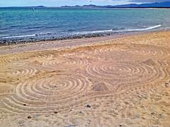 Spiraling Sand Spires - Full