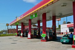 Sheetz in Breezewood, Pennsylvania