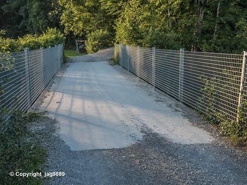 GLT550 Stegacker Road Bridge over the Glatt River, Oberbüren - Niederglatt, Canton of St. Gallen, Switzerland