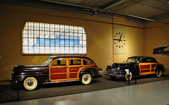 1942 & 1948 Chrysler Town & Country