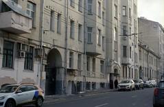 1-й Басманный переулок
