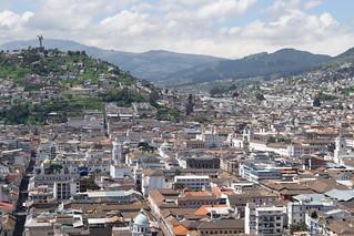 Quito historic center centro histórico