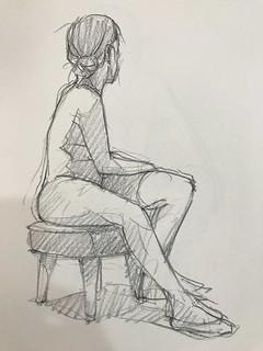 A Sunday sketch