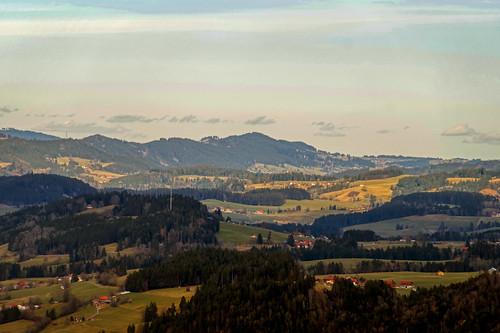 View towards the Sonneneck