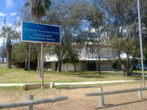 Yanchep and Two Rocks Library