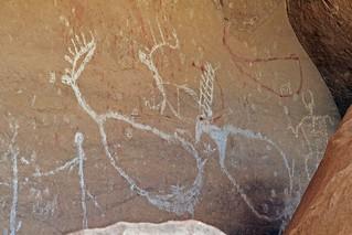 Rock Art  / Nine Mile Canyon