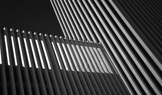 KBR Tower & Garage (infrared)