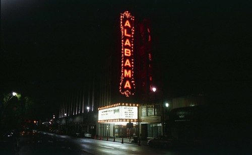 Alabama Theater - Birmingham, Alabama - Summer 2001