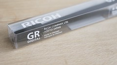 Ricoh GS-2 Leather Strap (With GR Logo).