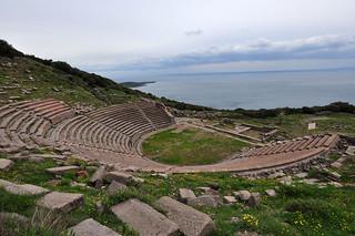 Assos Antik Tiyatrosu